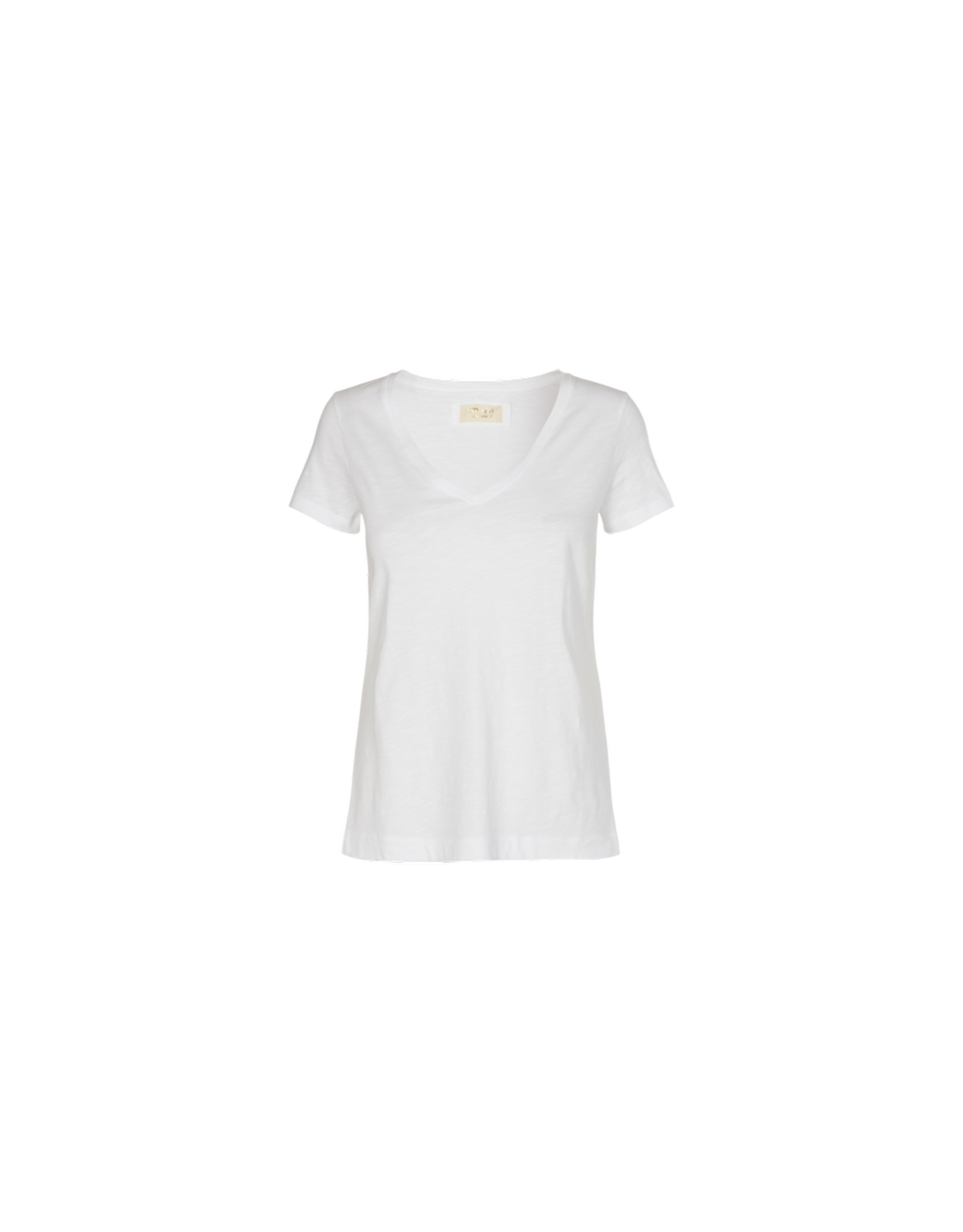 Mos Mosh Arden Organic V-Neck T-Shirt