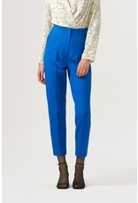 Exquise Blue Wide Leg Trouser