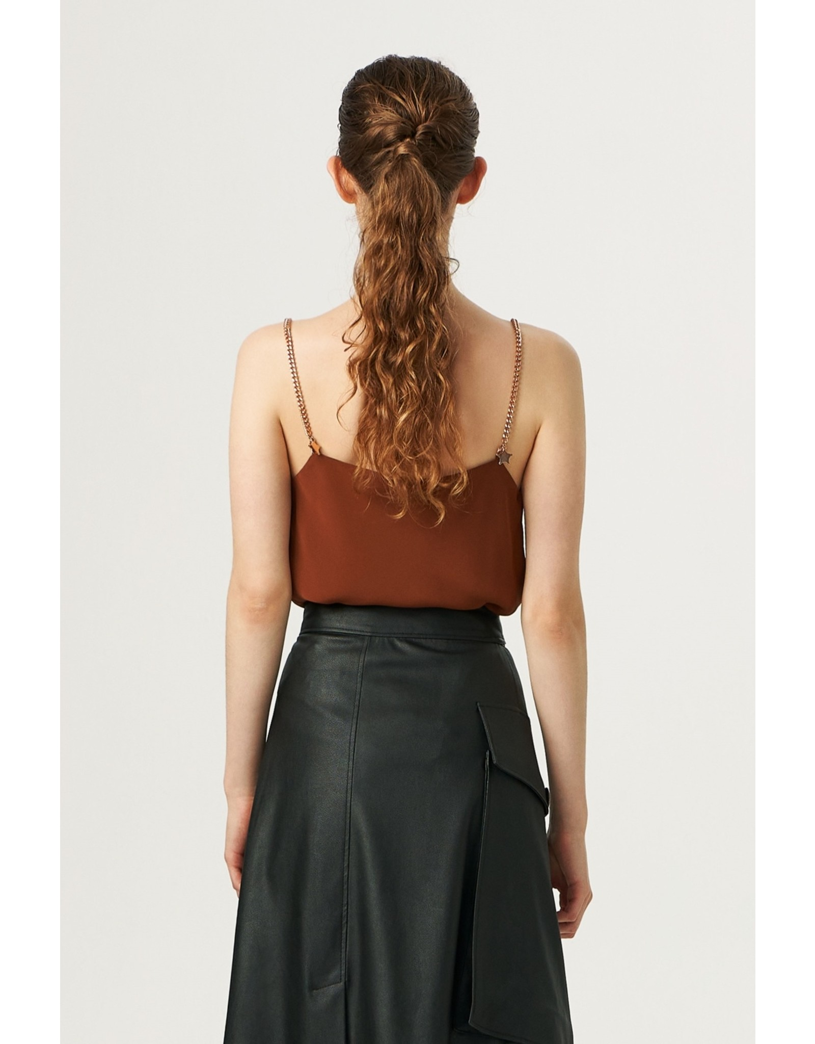 Exquise Cami top with Chain Strap