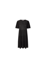 Mos Mosh Meta Knit Black Dress