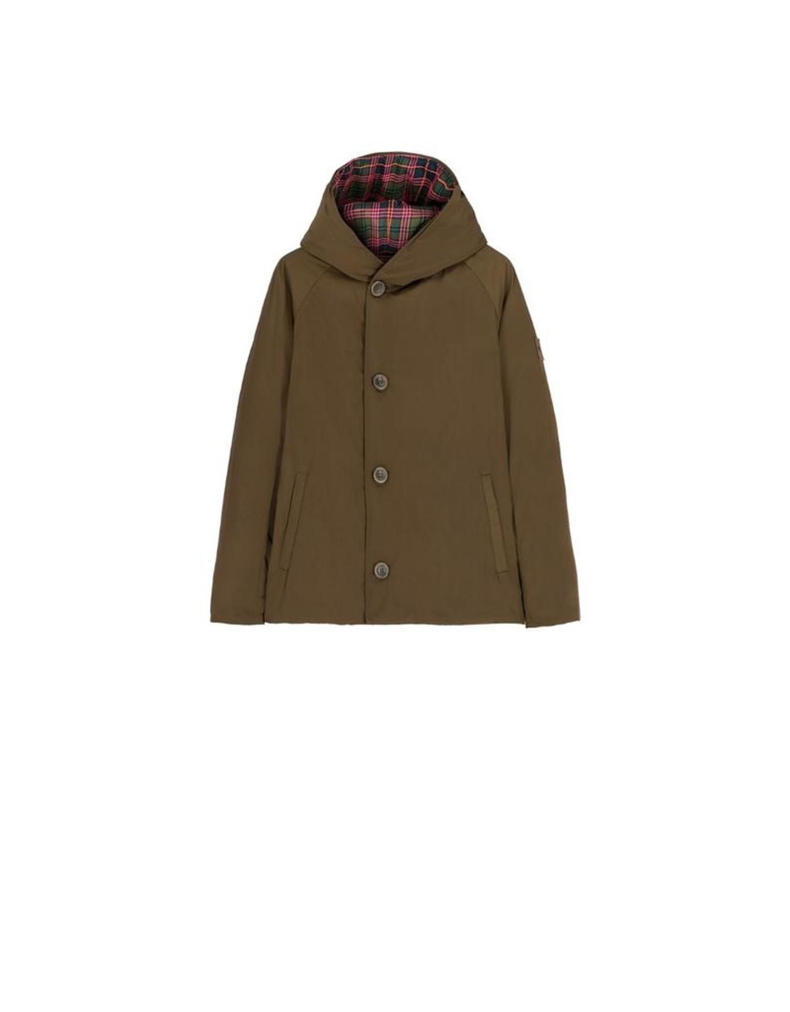 OOF Oofwear - Reversible Puffa Short Jacket - 202MOFJA9006