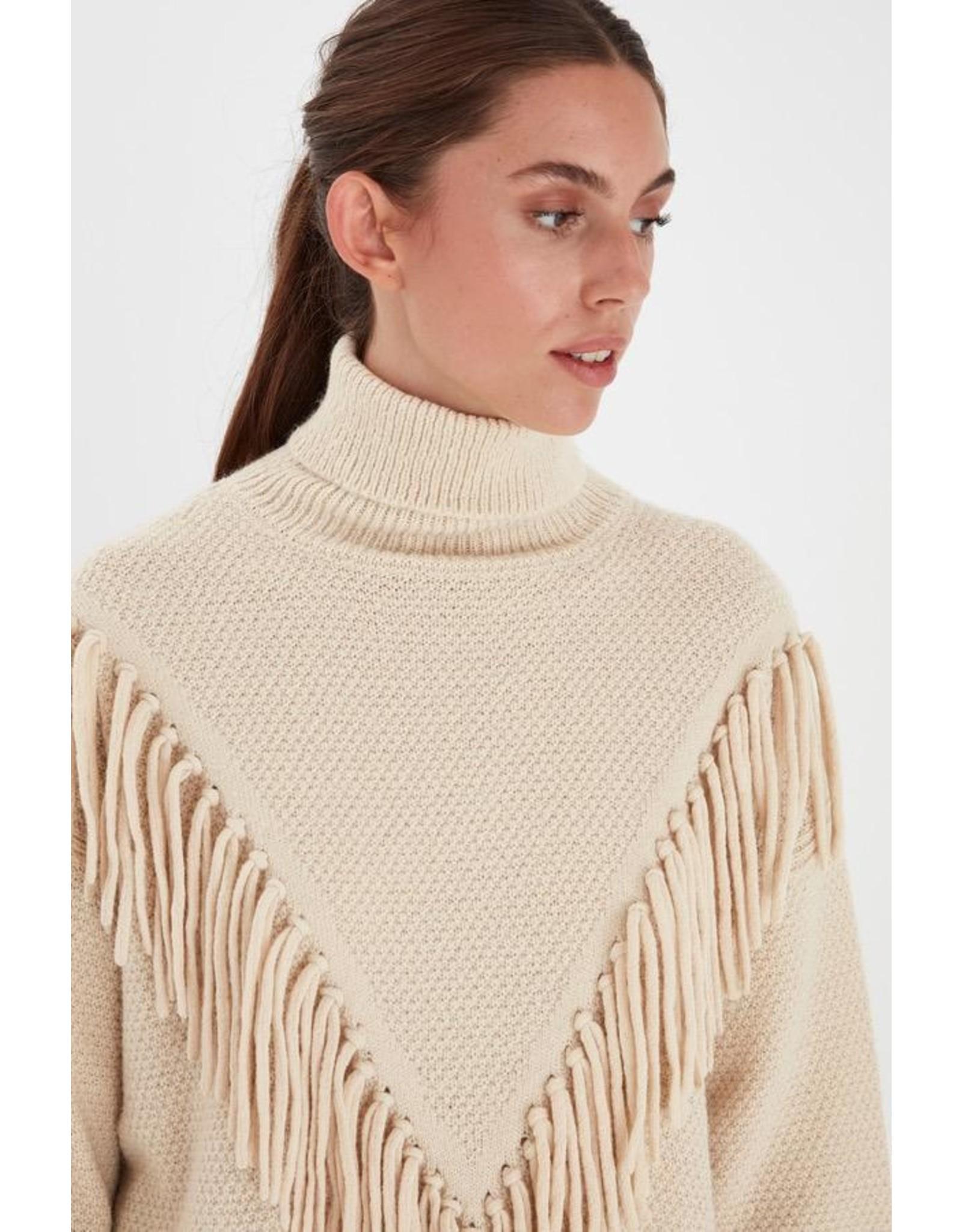 ICHI Ichi - Marissa Long Sleeved Pullover - 20113218
