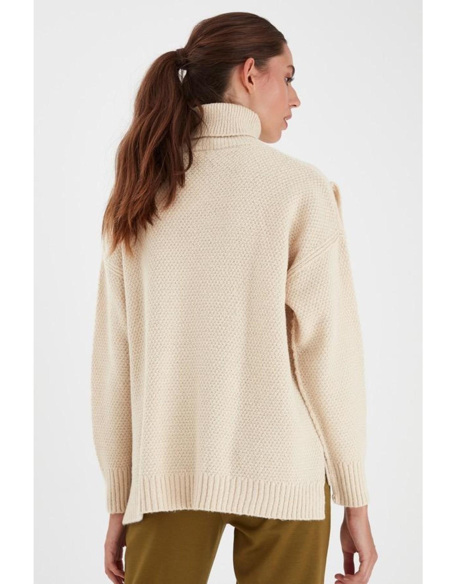 ICHI Marissa Long Sleeved Pullover