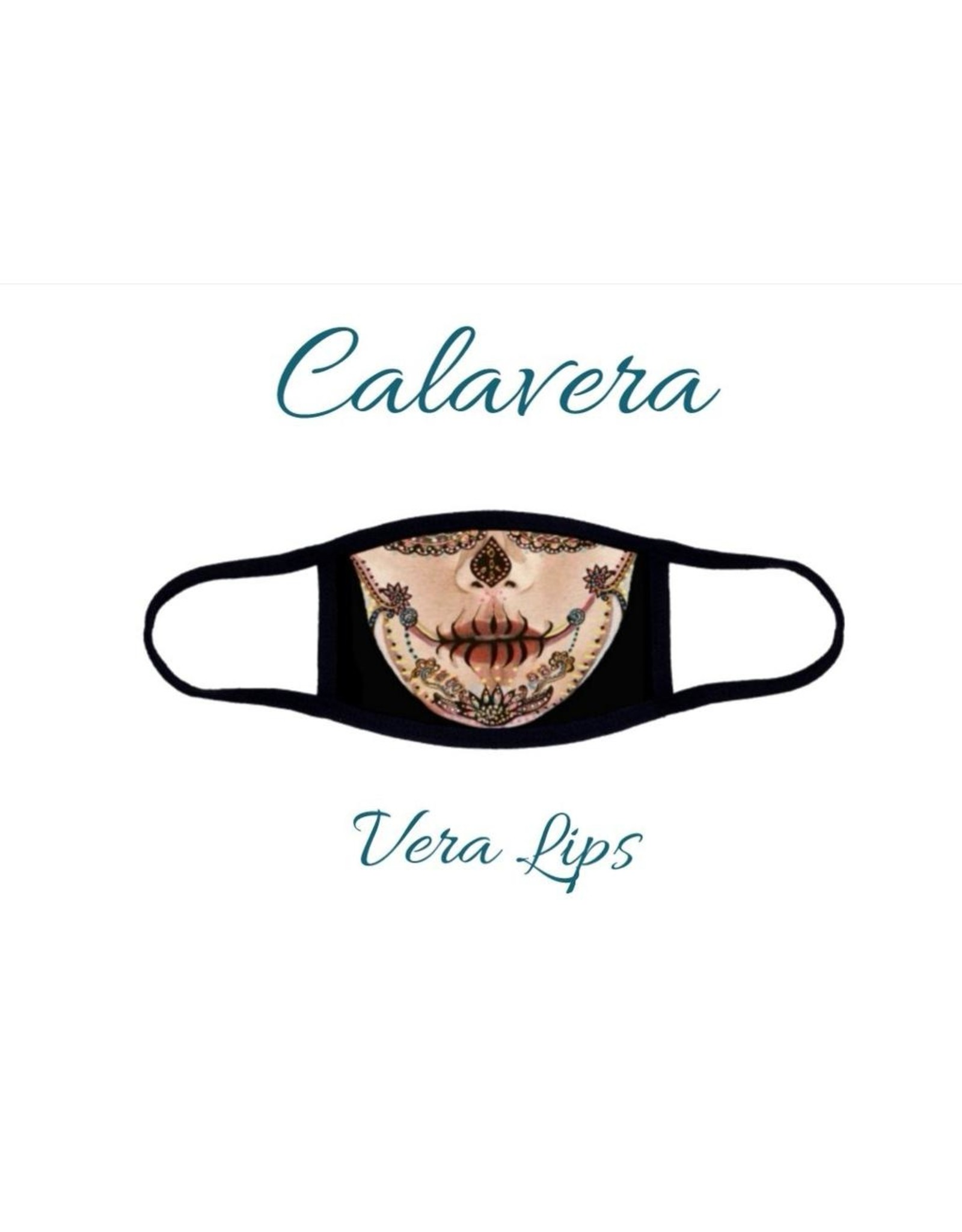 Catherine Eager Art Catherine Eager Art - Vera Lips-Calavera