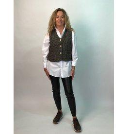Humility Wool Mix Waistcoat