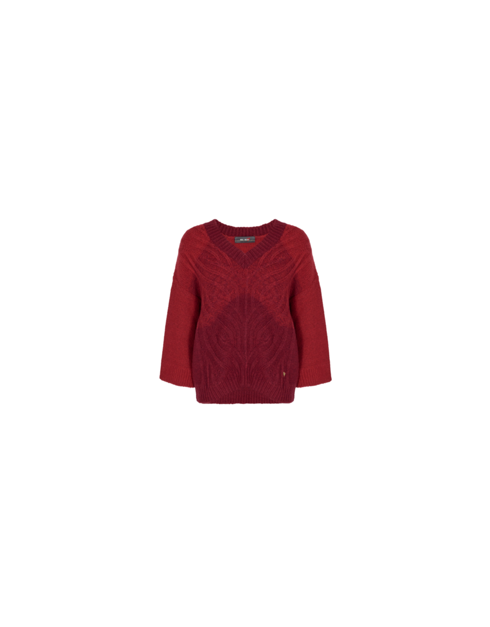 Mos Mosh Jenner Cable Knit