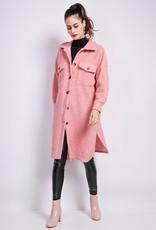 PARIS ES'TYL Bellavie Wool Mix Shirt / Jacket