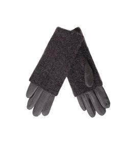 PARIS ES'TYL Chenille Covered Fleece Gloves