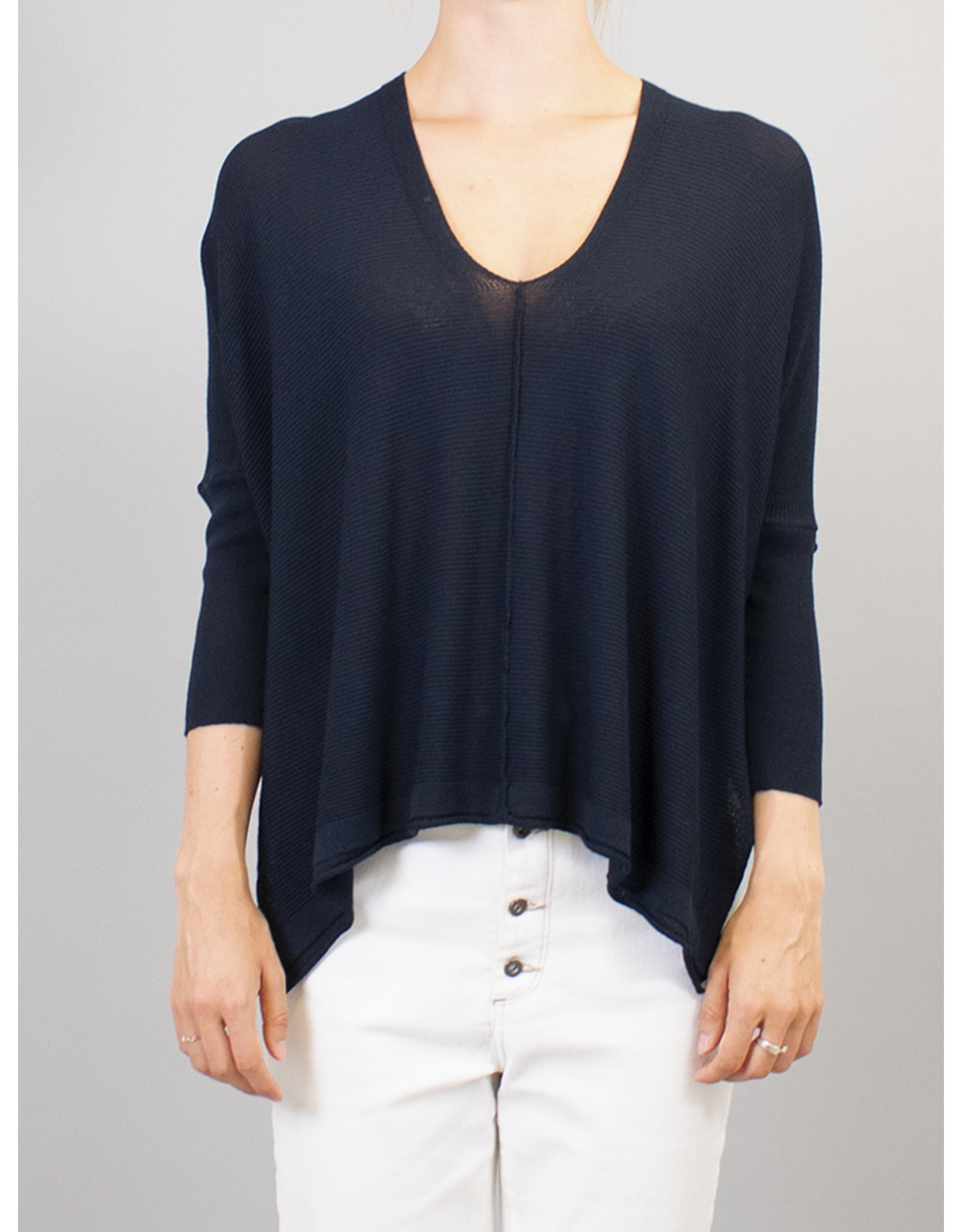 La Fee Maraboutee Fine Knit Top