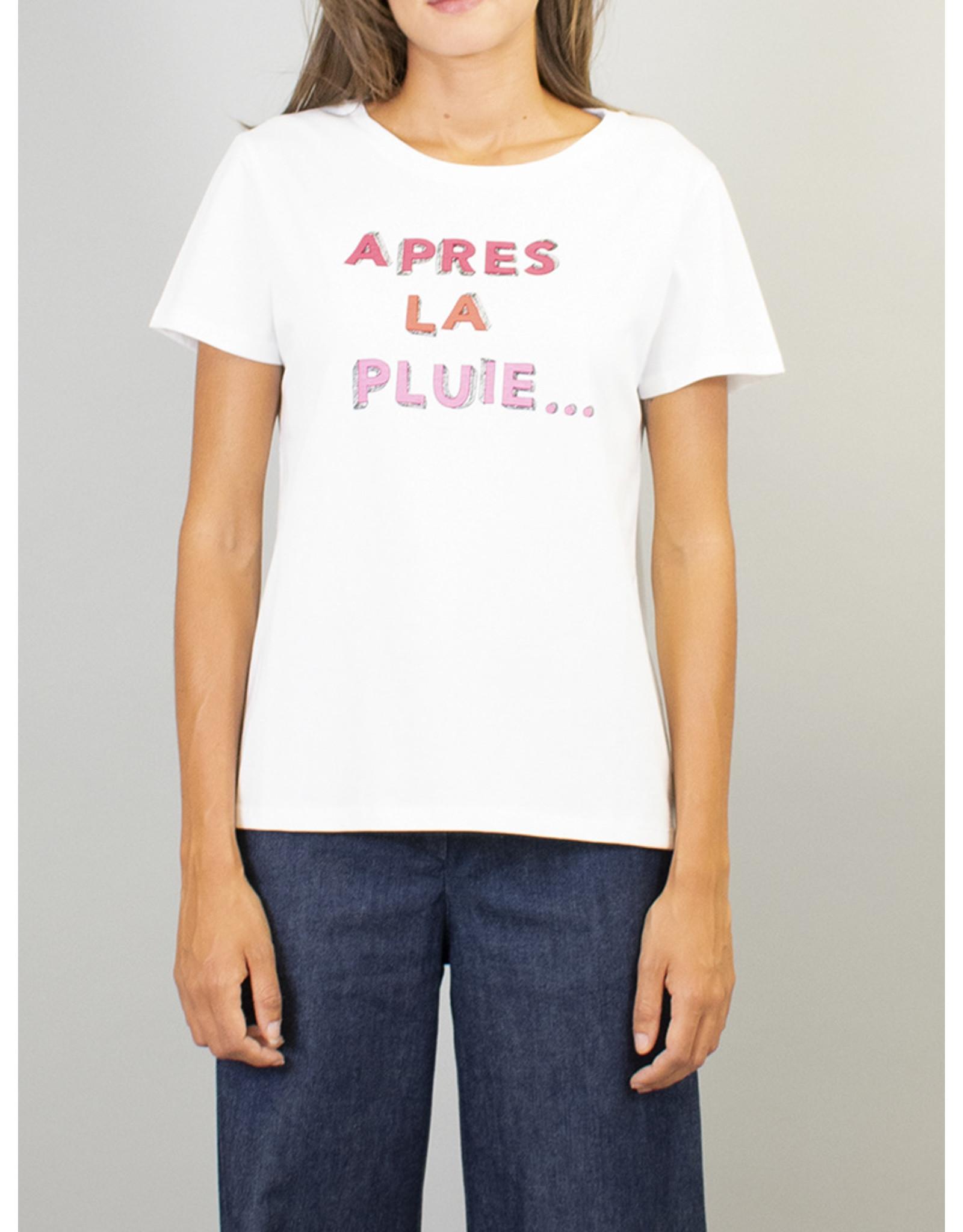 La Fee Maraboutee Apres La Puie T Shirt