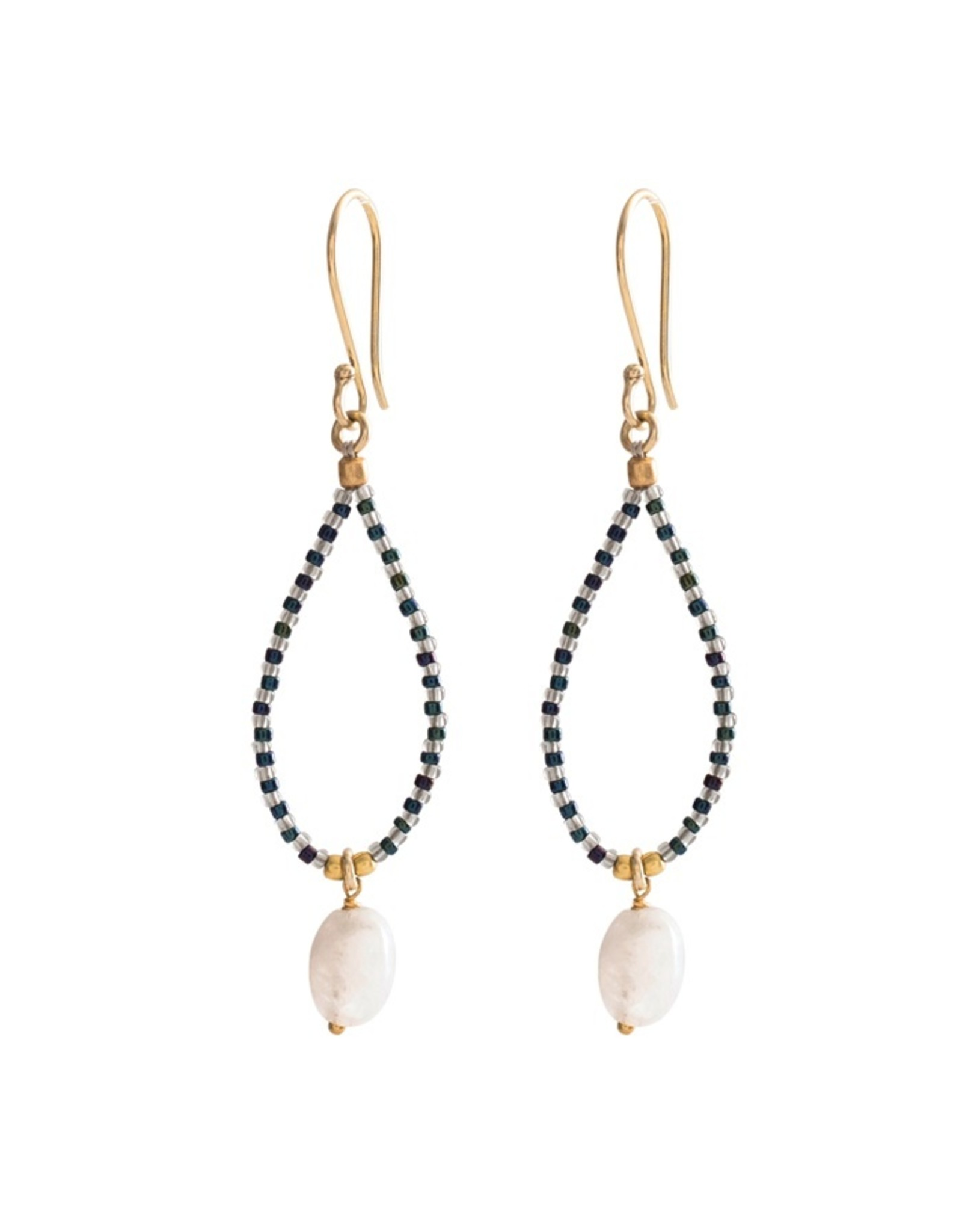 A beautiful Story Magical Gold Plated Earrings