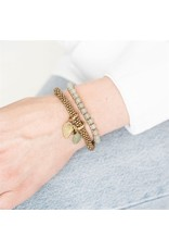 A beautiful Story Jacky Gold Plated Bracelet