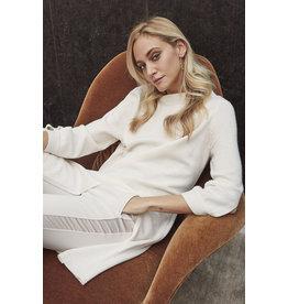 Gustav Huma long knit w. slit