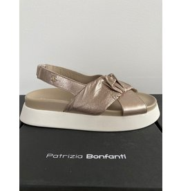 Patrizia Bonfanti Slingback Wedge Sandal