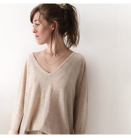 Gai & Lisva Felina Knit - 100% Merino Wool