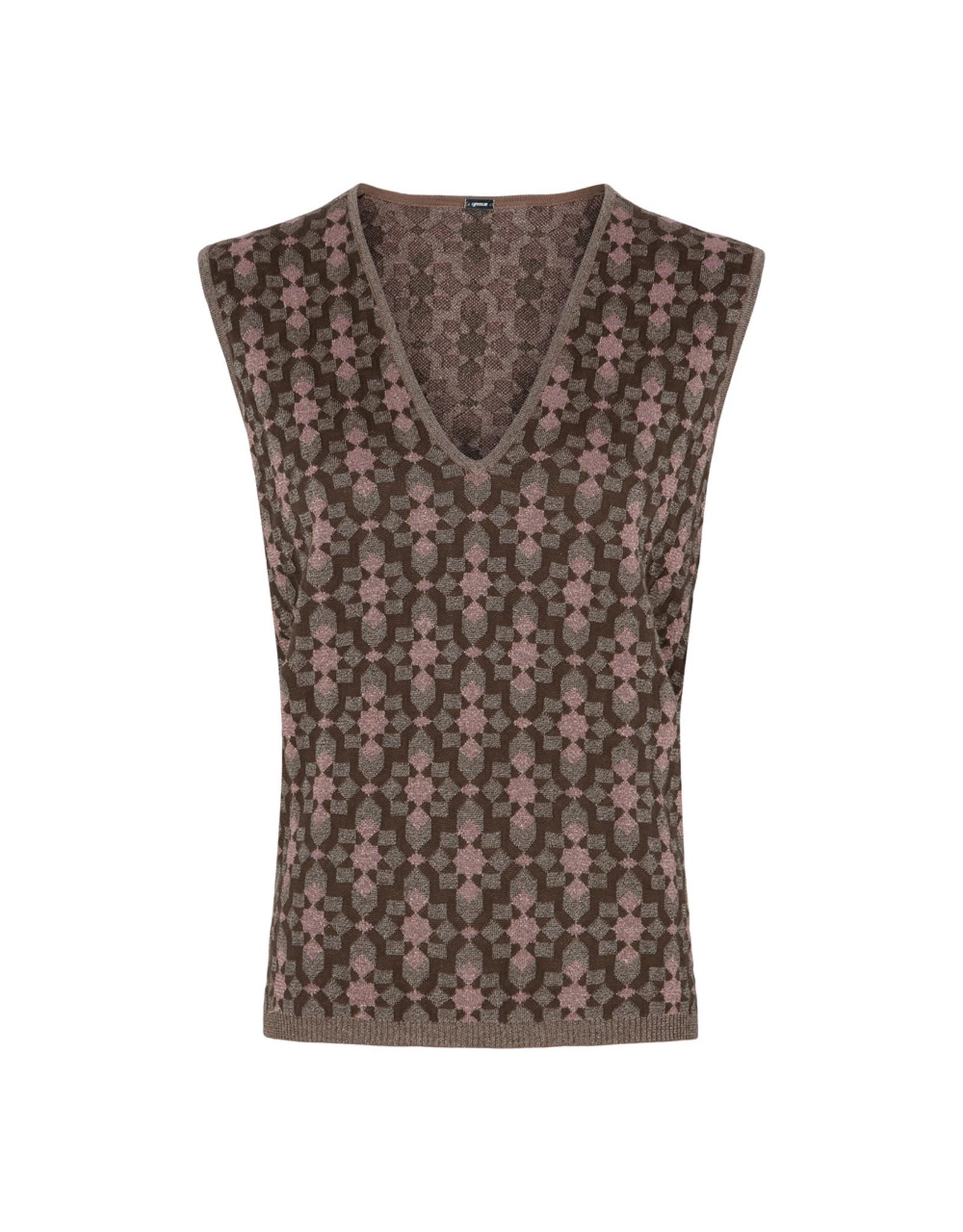 Gustav Jian knit vest