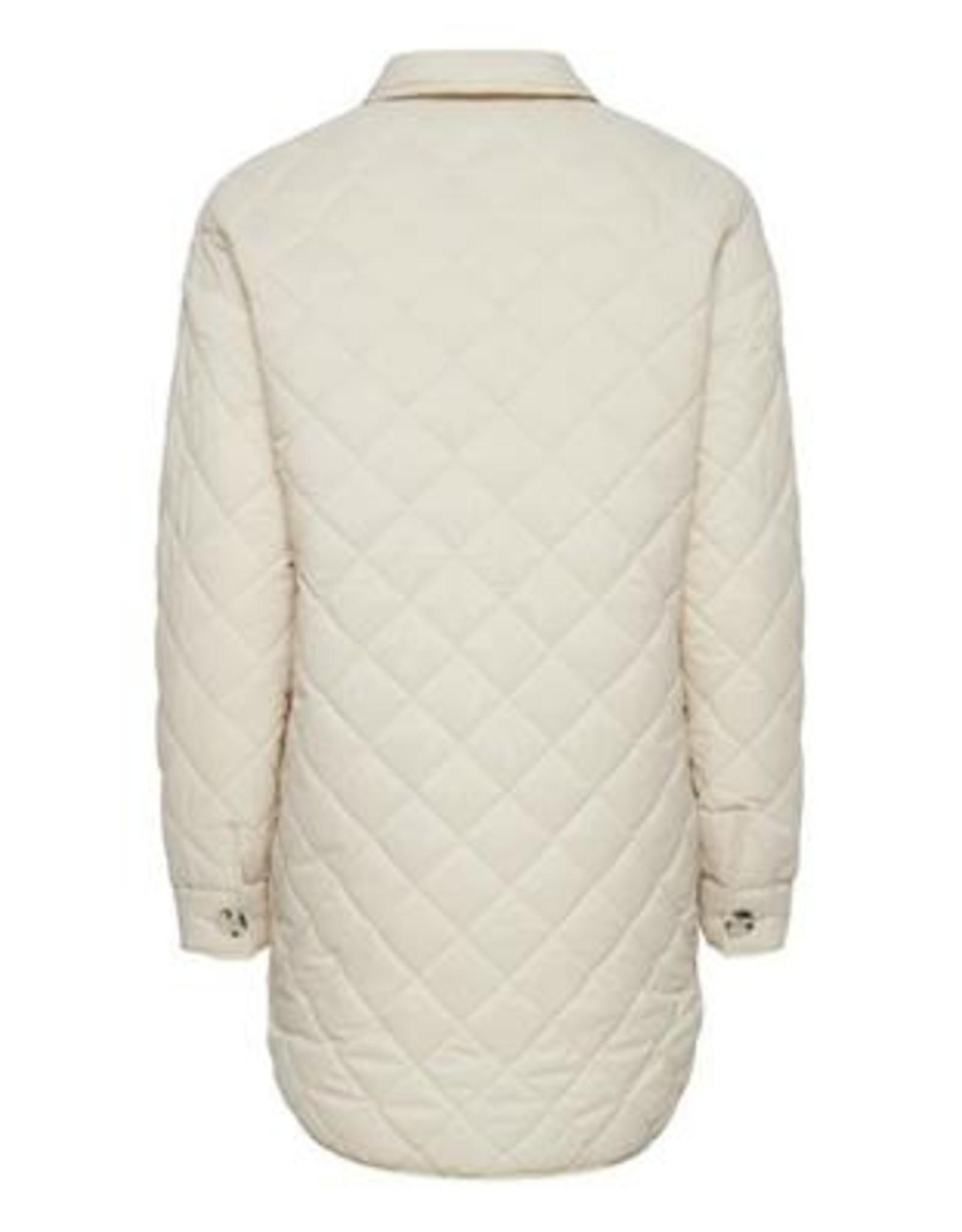 ICHI Halima Quilted Jacket