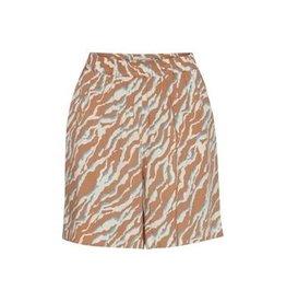 ICHI Cefalu Camo trousers
