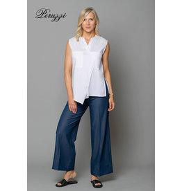 Peruzzi Sleeveless Cotton Shirt
