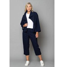 Peruzzi Culotte Style Trousers in Technical Fabric