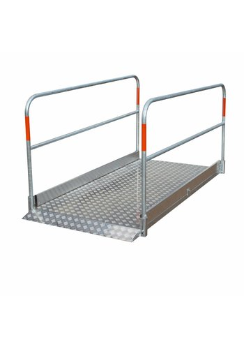 ABM Passerelle Aluminium