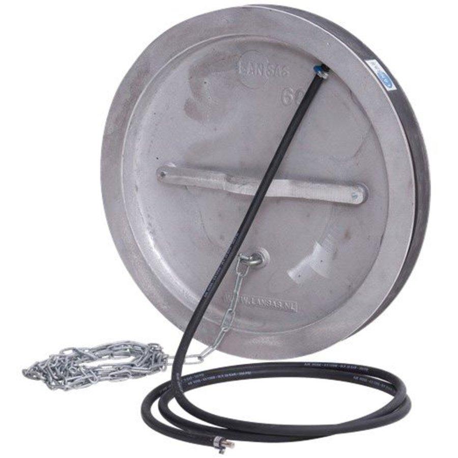 Obturateur d'égout 400 mm