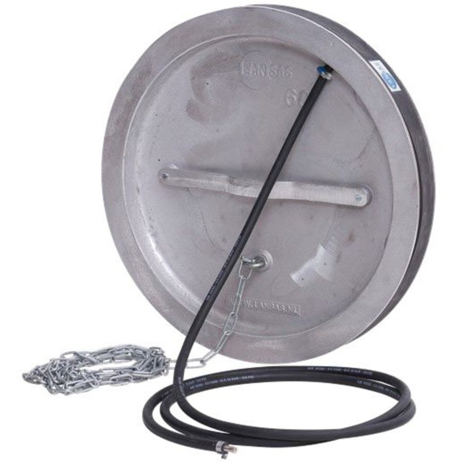 Obturateur d'égout 500 mm