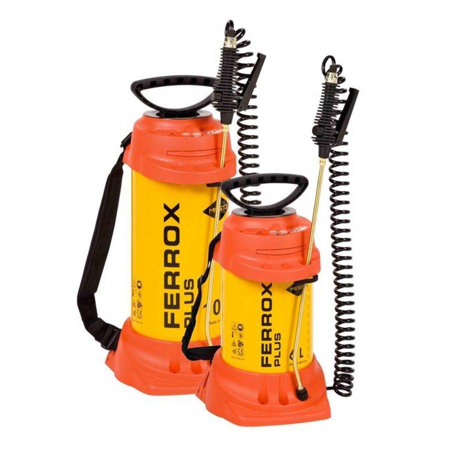 Hogedruksproeier - Ferrox plus