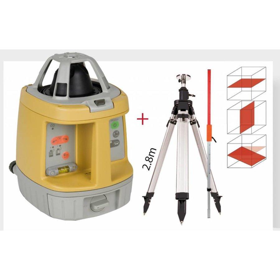 Laser ligne-croix RL-VH4DR