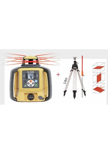 Topcon Laser rotatif RL-SV2S