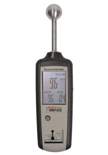 Metofix Vochtmeter VM125