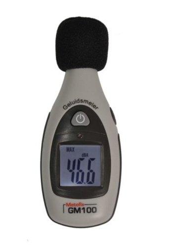 Metofix Geluidsniveaumeter GM100