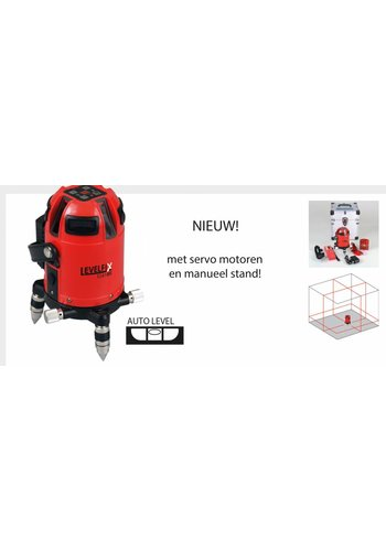 Levelfix Laser multi-lignes CL618R