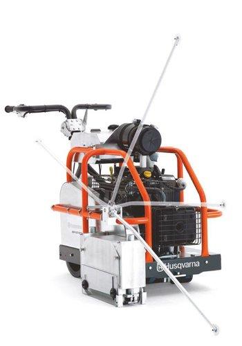 Soff-cut Scie à sol essence X-4000
