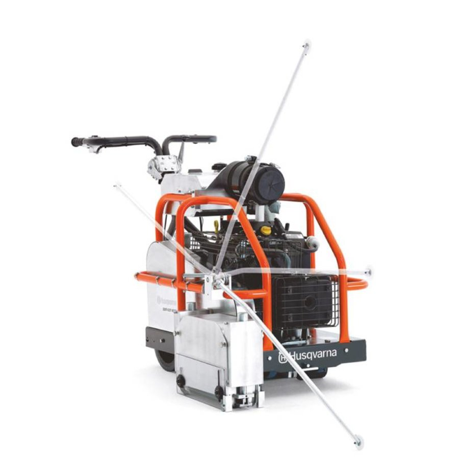 Vloerzaagmachine benzine X-4000