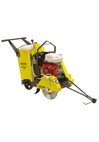 Multiquip Vloerzaagmachine benzine CUTTER 3 MQ-SP2 PUSH