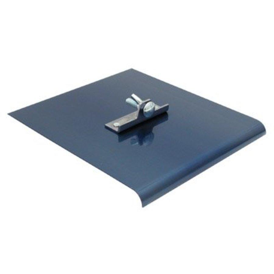 Blue steel walking edger BT10SWE