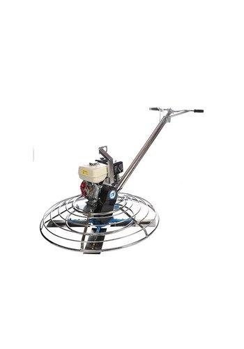 Beton Trowel Helikopter benzine BT120H