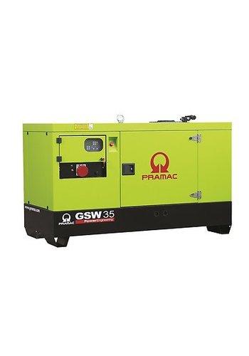 Pramac Groupe électrogène super-silencieux GSW35Y