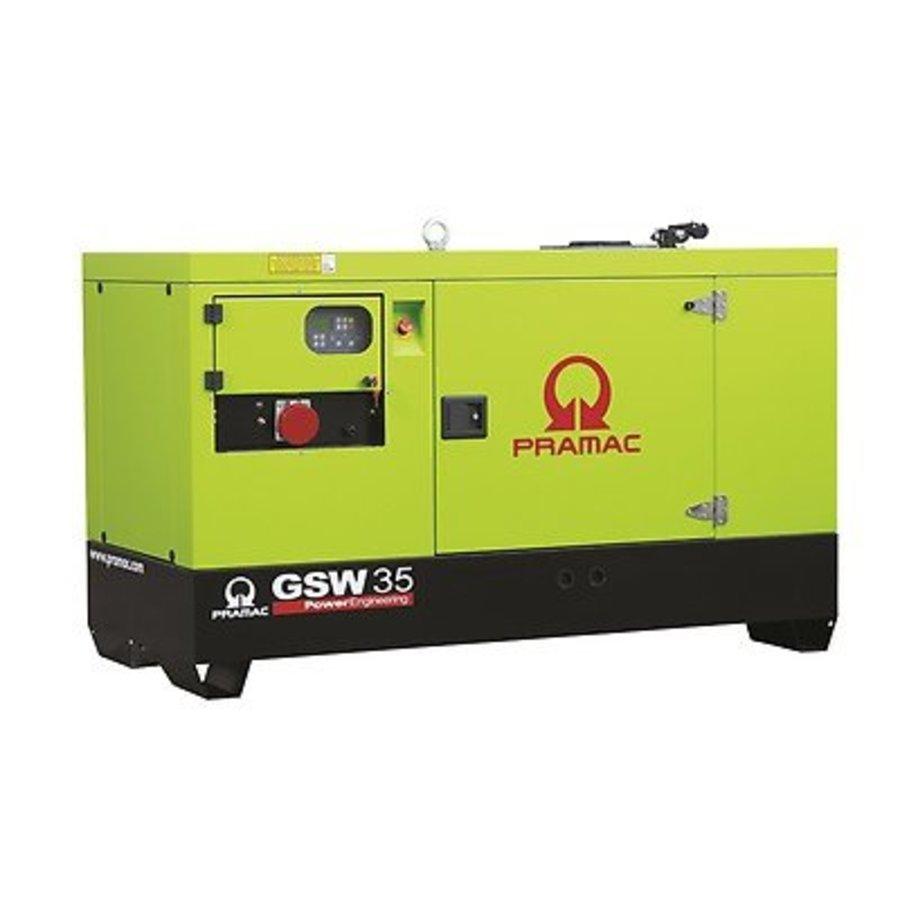Groupe électrogène super-silencieux GSW35Y