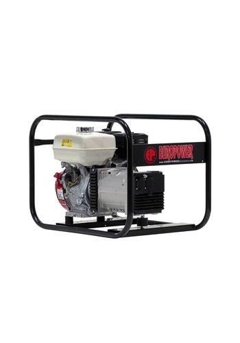 Europower Luchtgekoelde benzine stroomaggregaat EP4100