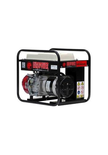 Europower Luchtgekoelde benzine stroomaggregaat EP3300-11