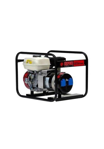 Europower Luchtgekoelde benzine stroomaggregaat EP3300
