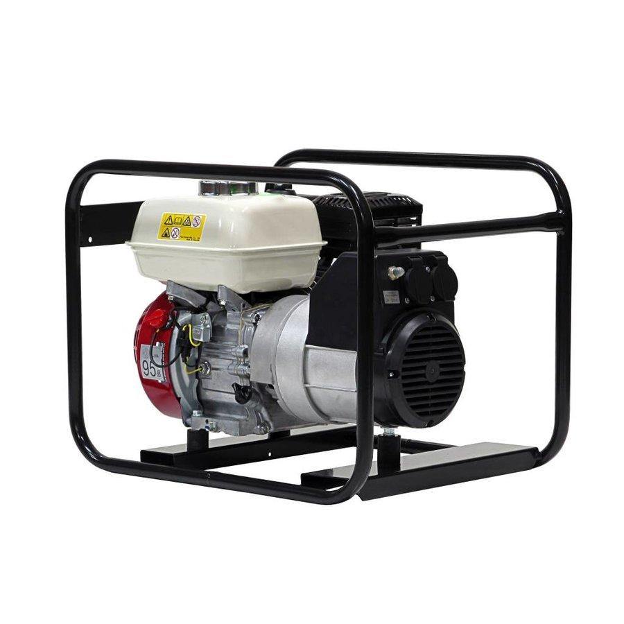 Luchtgekoelde benzine stroomaggregaat EP2500