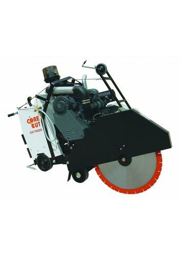 Profi Line Scie à sol diesel CC7200D