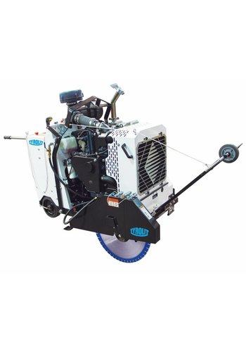 Profi Line Scie à sol diesel CC6571D