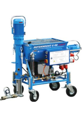 Putzknecht Machine à plâtre S48.3