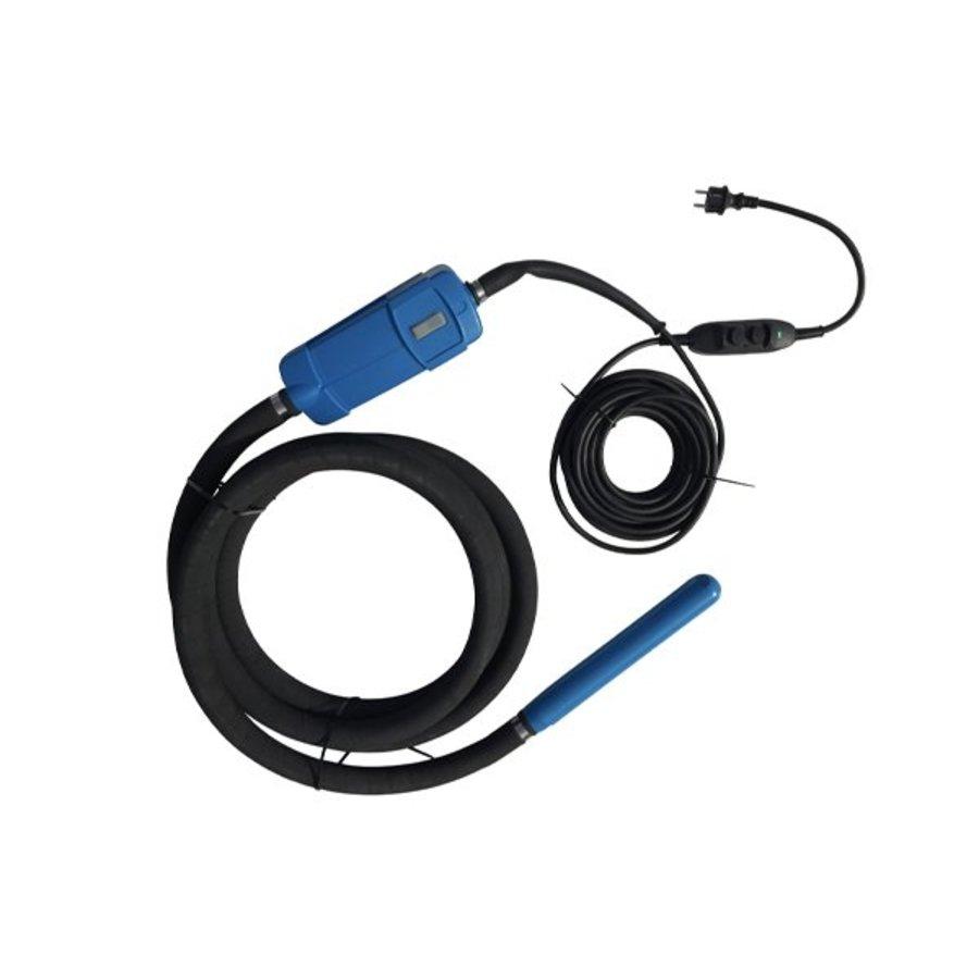 Aiguille vibrante avec convertisseur intégré BTHFE38/5