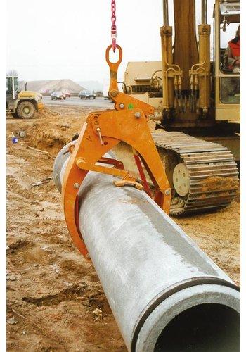 Wimag Pince pour conduits WRG 5-150
