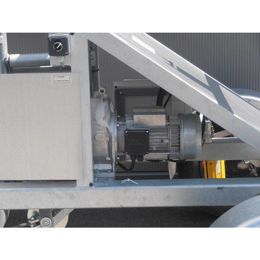 Monte-charge auto-dressant BL400G